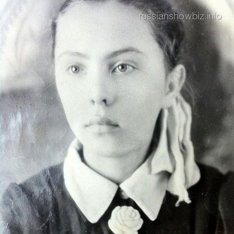 Двоюродная бабушка Виктории Бони по маминой линии Тамара Семенова