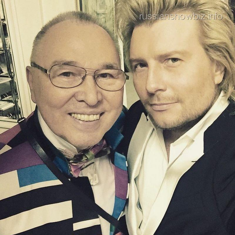 Вячеслав Зайцев и Николай Басков