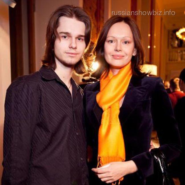 Андрей Ливанов и Ирина Безрукова