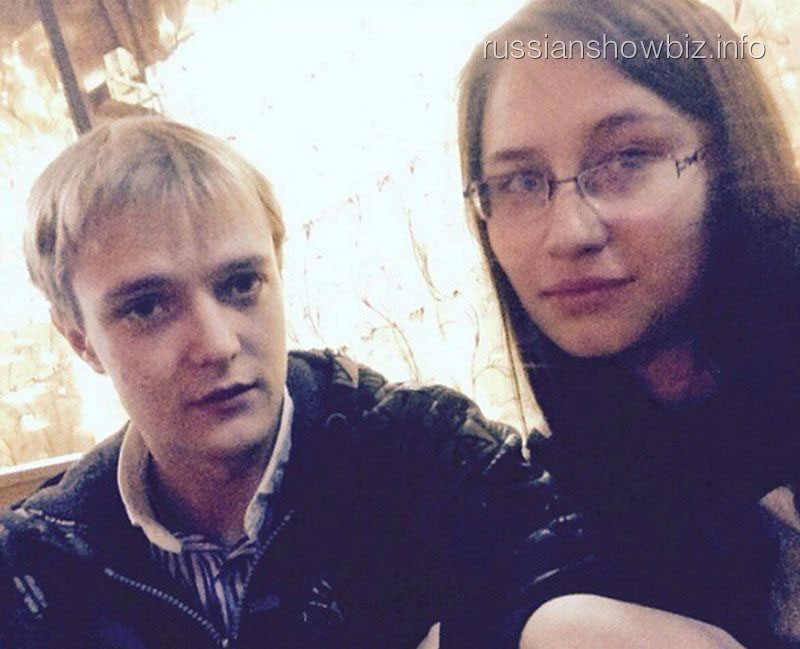 Сергей Зверев-младший с возлюбленной