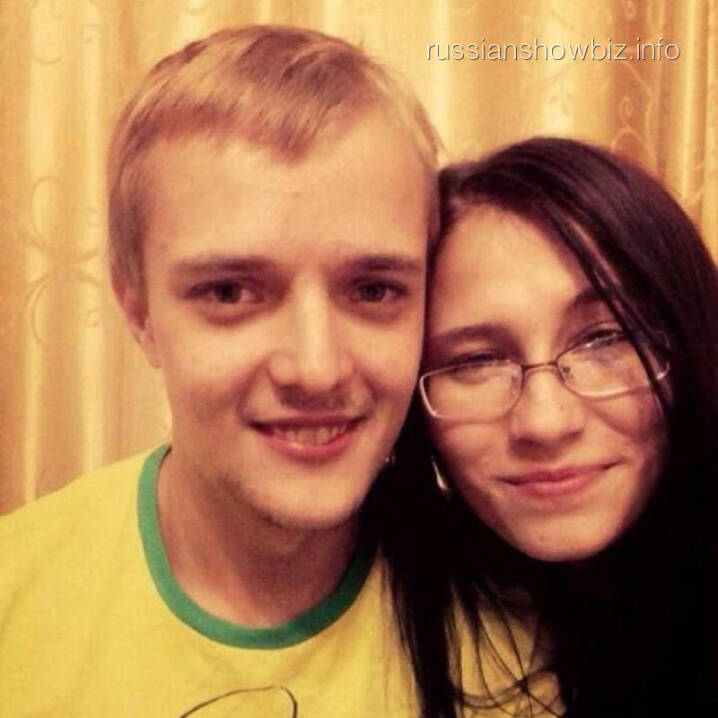 Сергей Зверев-младший с возлюбленной Марией