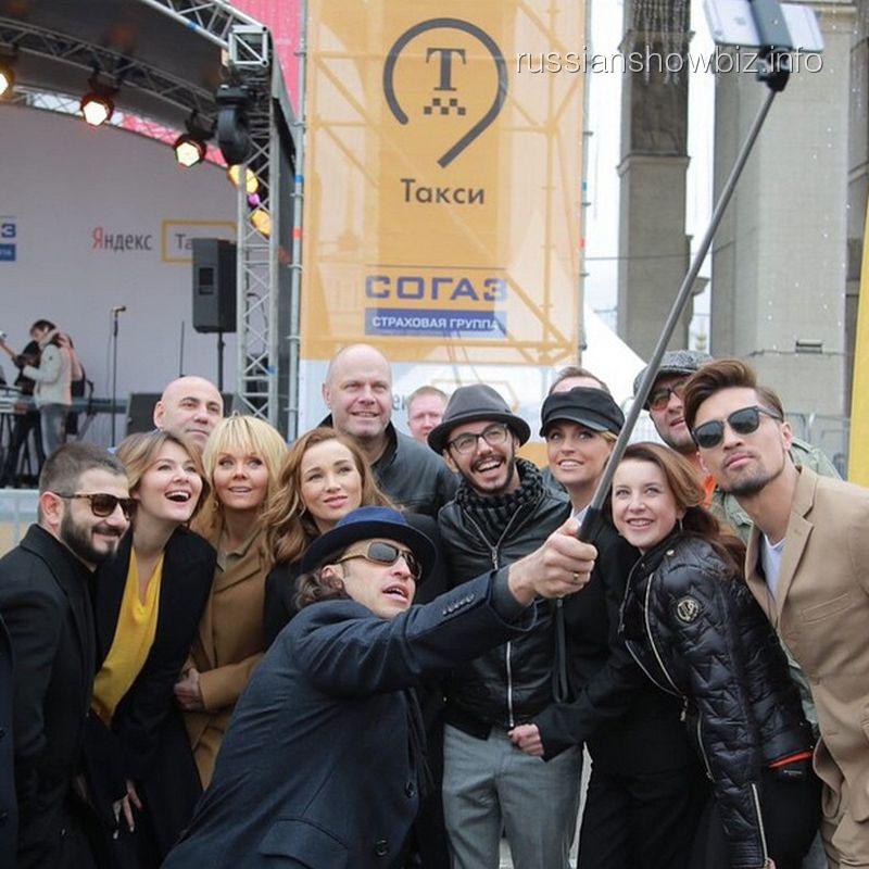 Российские звезды-таксисты