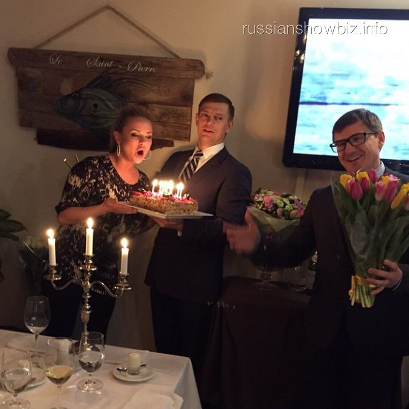 День рождения Анны Семенович