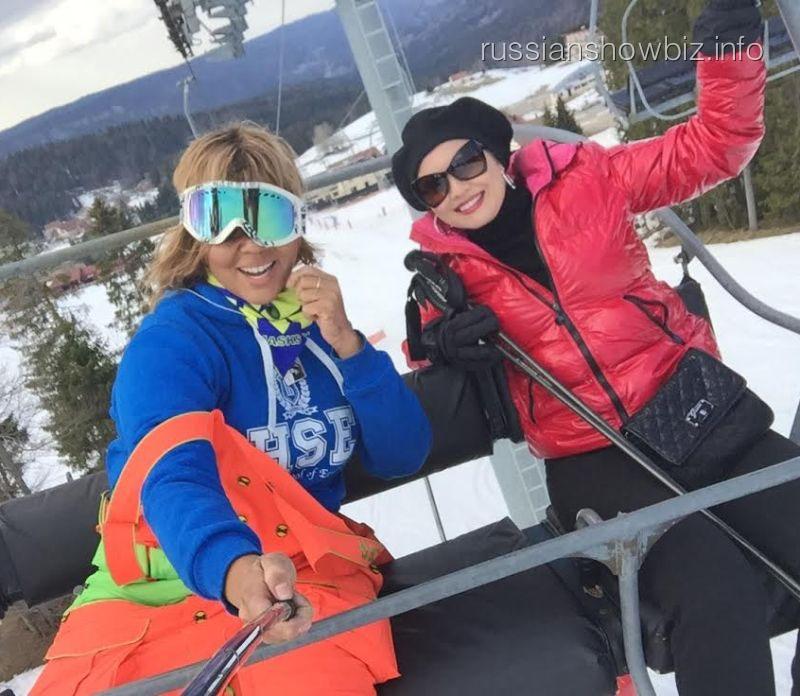 Корнелия Манго и Лена Ленина