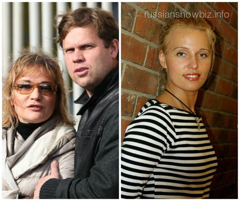 Татьяна Буланова, Владислав Радимов и его любовница Ирина Яковлева