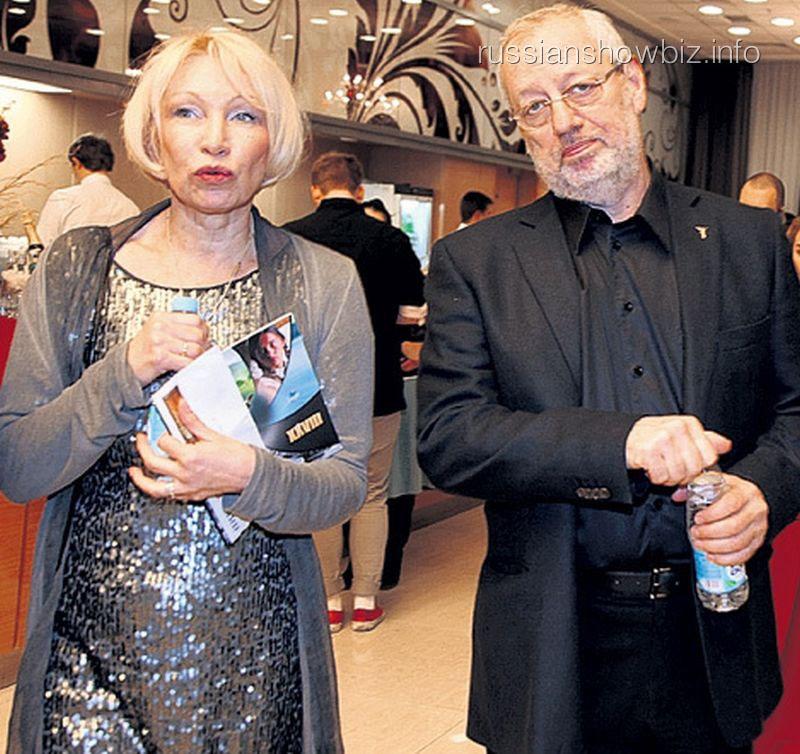 Вера Таривердиева и Михаил Мишин (фото - ЭГ)