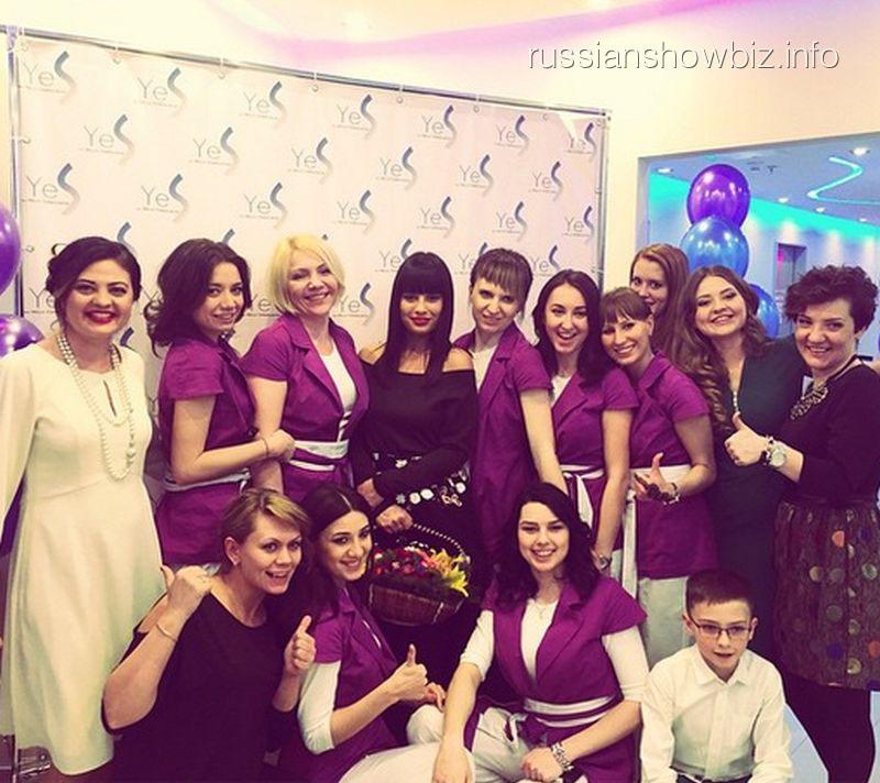 Открытие салона Нелли Ермолаевой