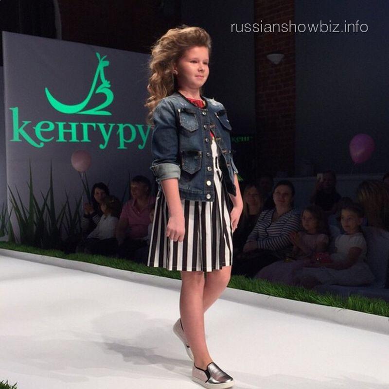 Дочь Вячеслава Малафеева Ксения