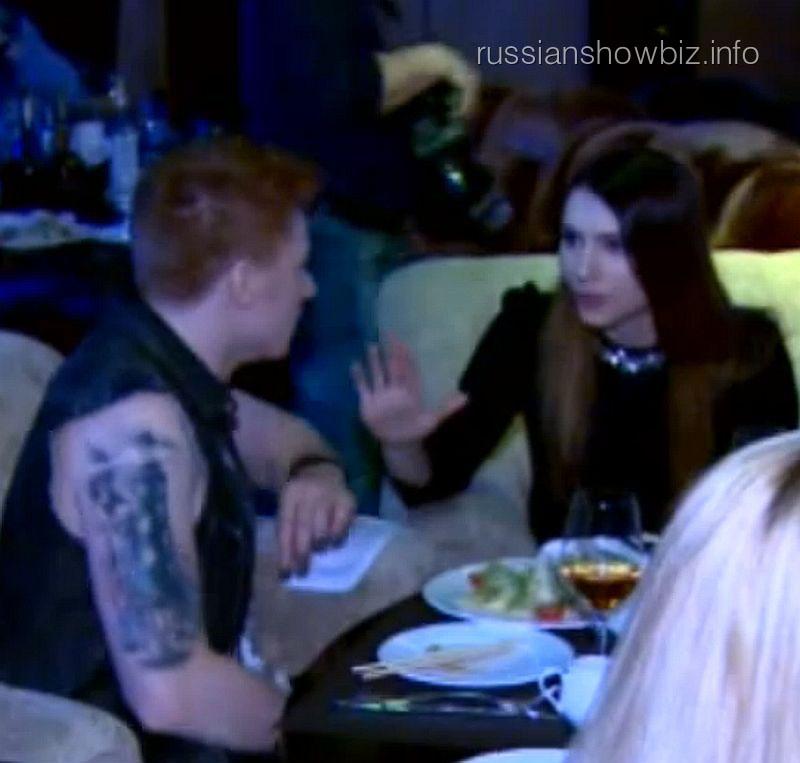 Никита Пресняков с новой возлюбленной