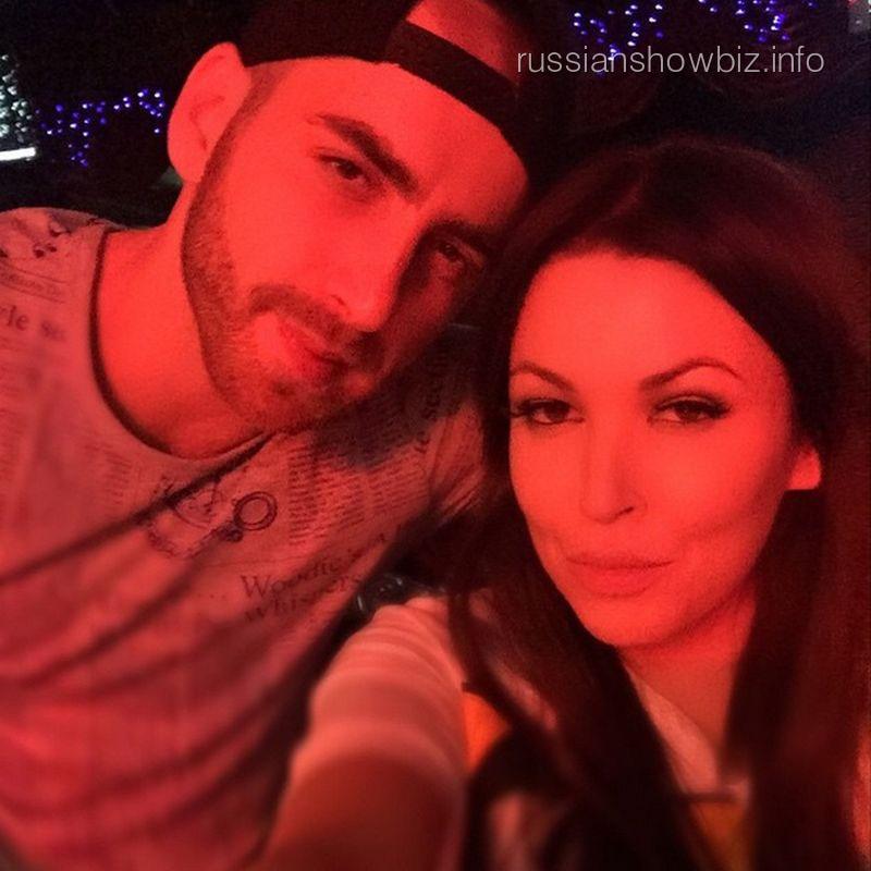 Ирина Дубцова с новым возлюбленным