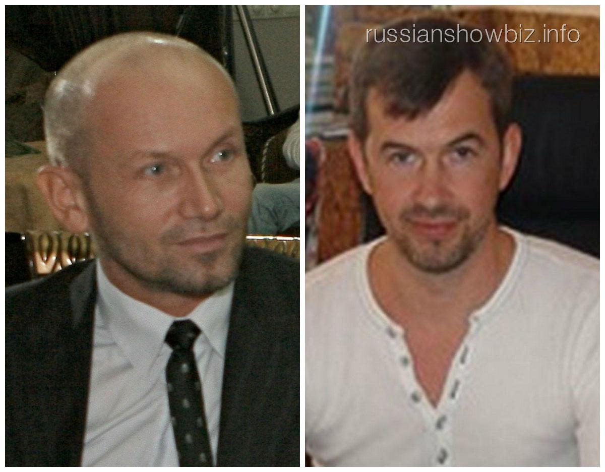 Сергей Харин и Степан Разин