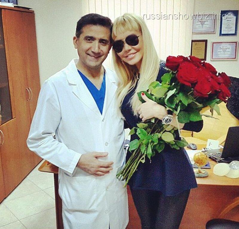 Гайк Бабаян и Маша Малиновская
