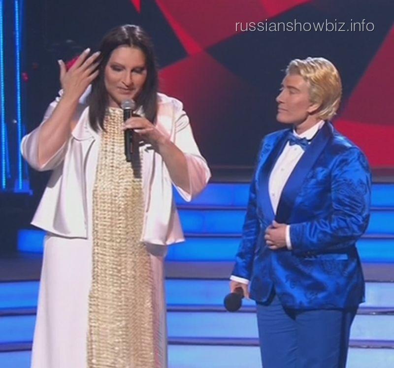 Николай Басков в образе Софии Ротару