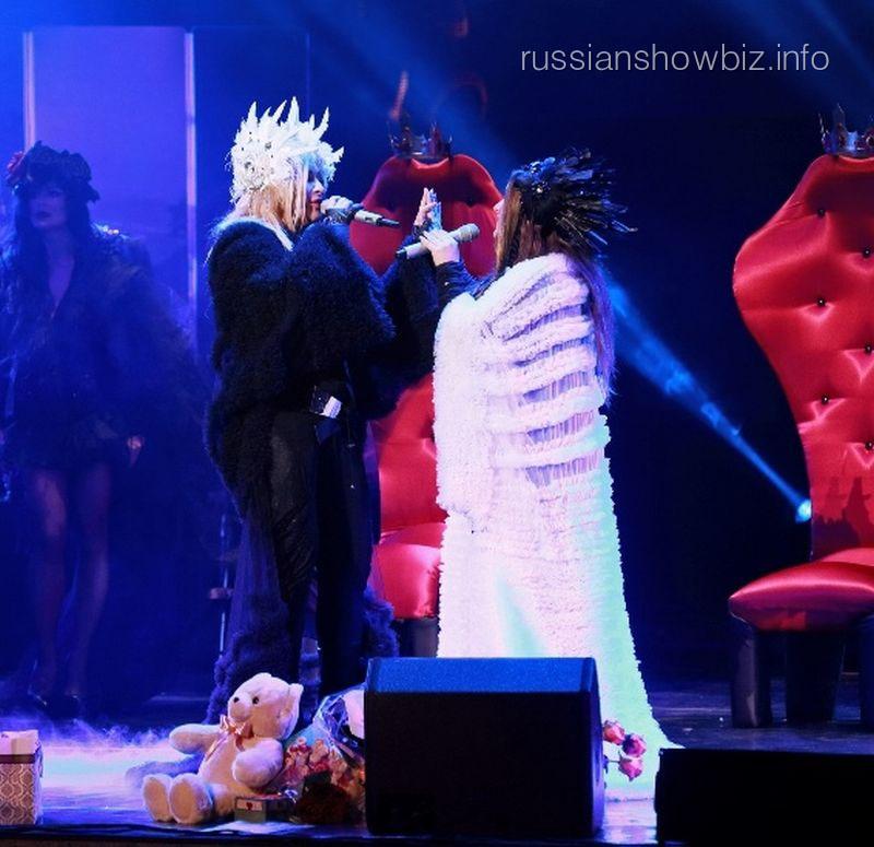 Ирина Билык и Наталья Могилевская