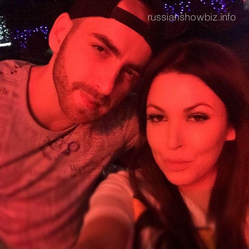 Марсель Макарян и Ирина Дубцова