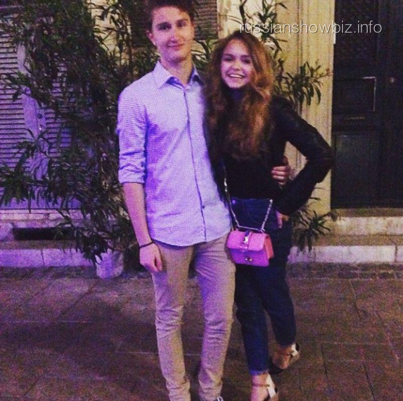 Тимофей Муравин и Стефания Маликова