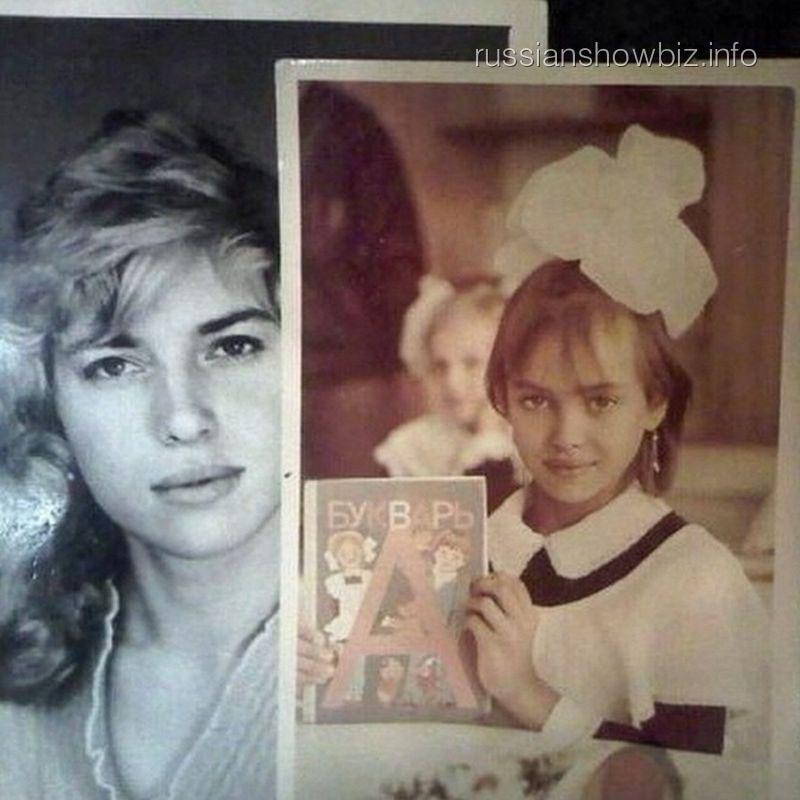 Ирина Шейк (справа) и ее мама