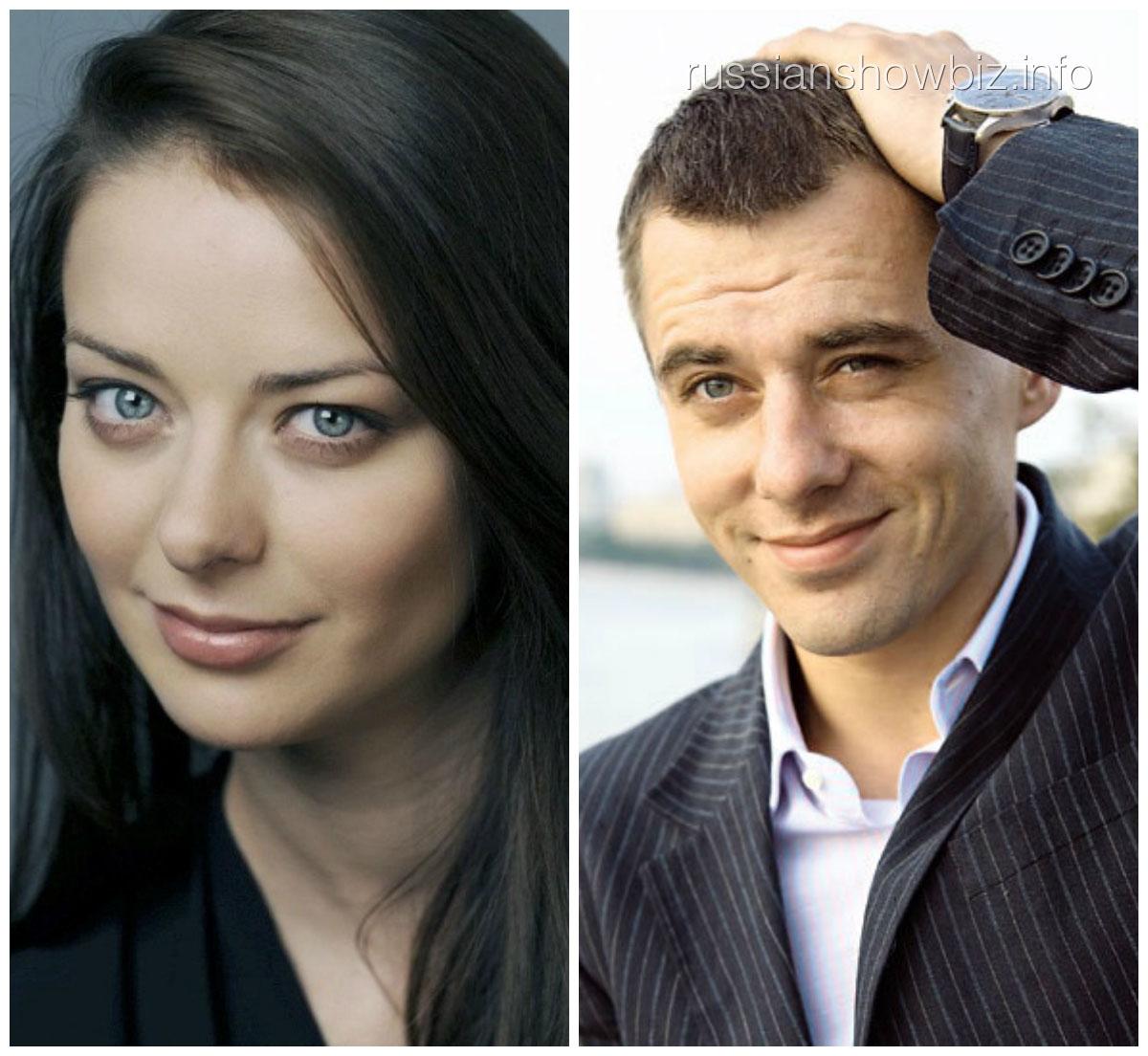 Марина Александрова и Игорь Петренко