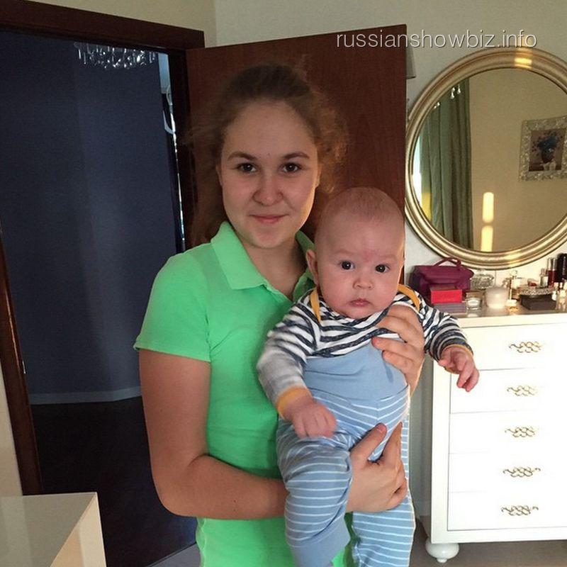 Дети Василисы Володиной