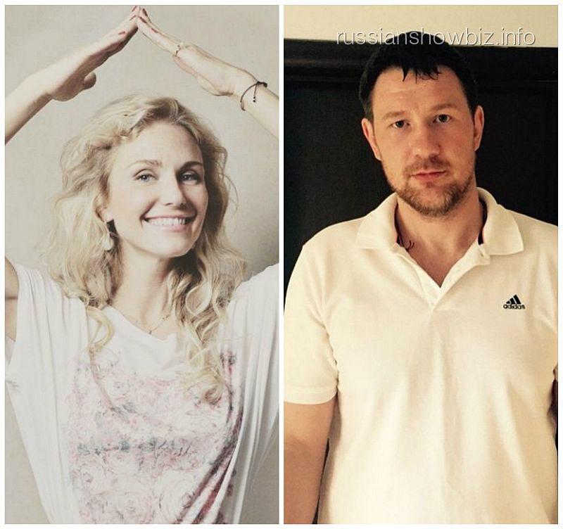 Катя Гордон и Александр Михайлин