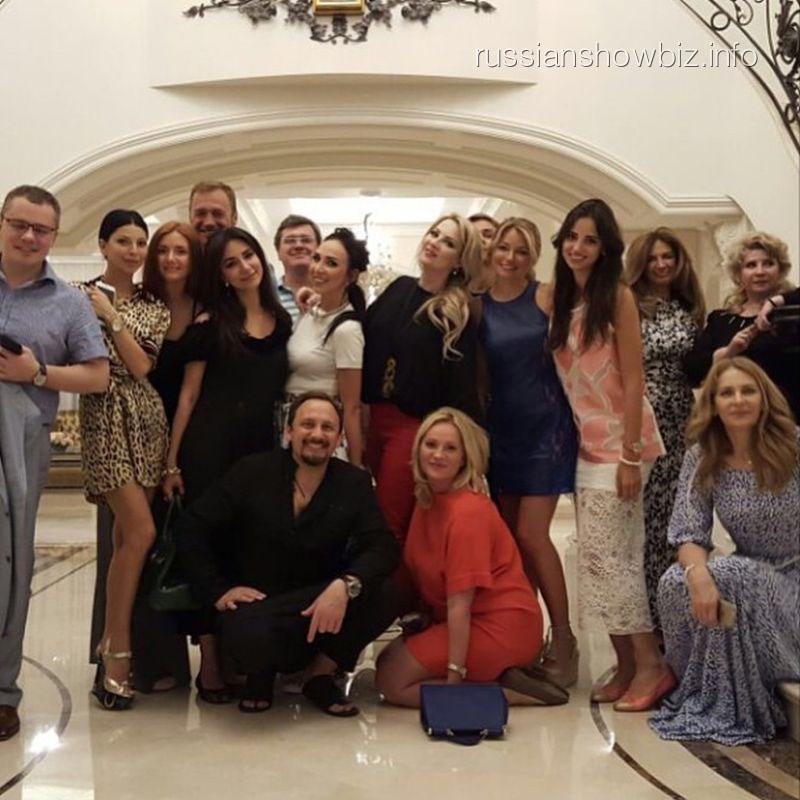Стас Михайлов с гостями