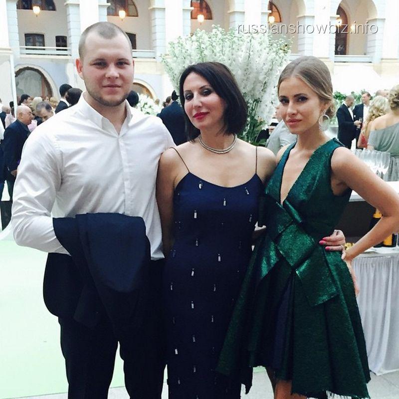 Сергей Бондарчук, Алика Смехова и Татиана Мамиашвили