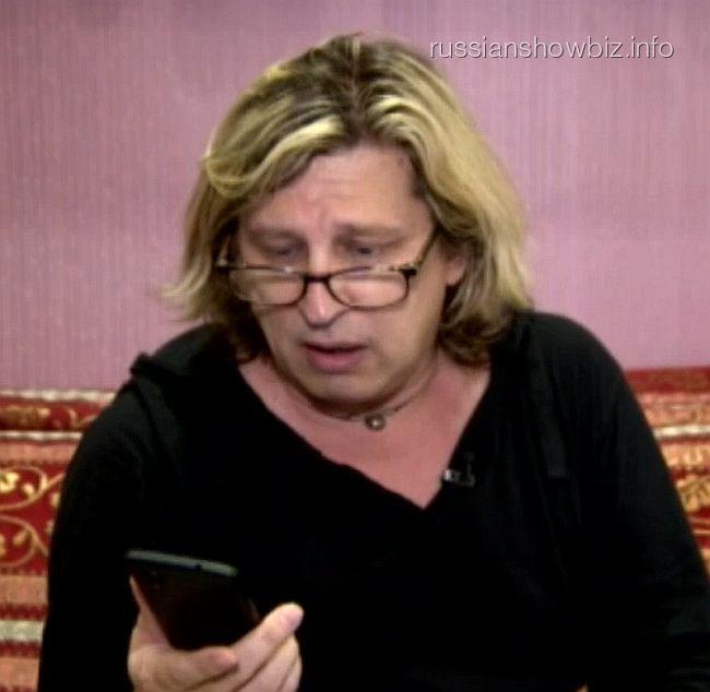 Яков Дубровин (фото - кадр из передачи НТВ)