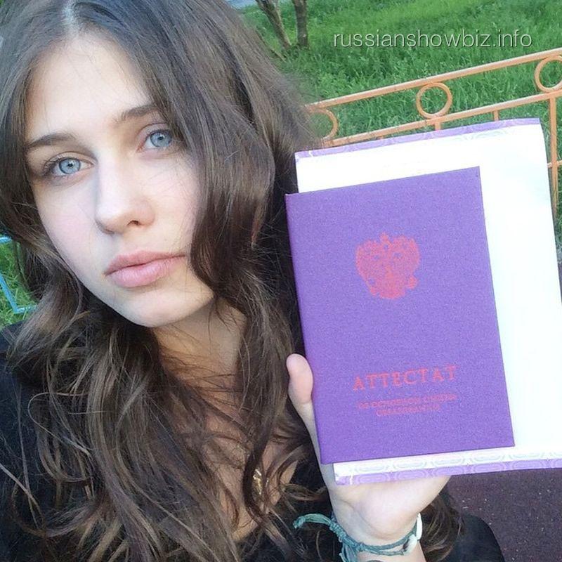 Дочь Наталии Гулькиной