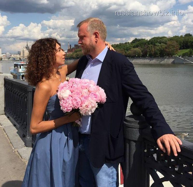 Сергей Капков с женой