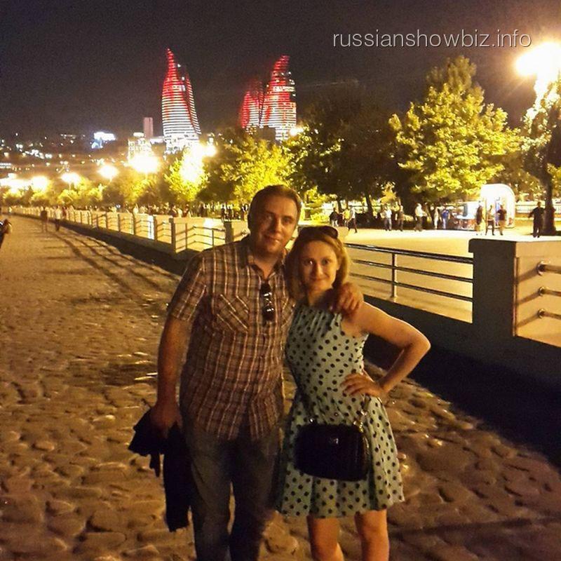 Карина Мишулина с возлюбленным