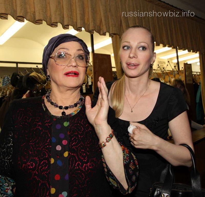 Нина Русланова и Олеся Рудакова