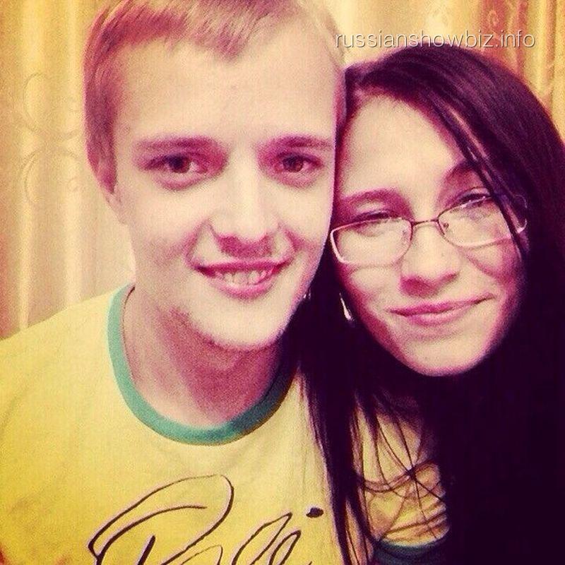 Сергей Зверев-младший с супругой Марией