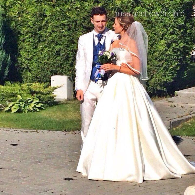 Алексей Гаврилов с супругой