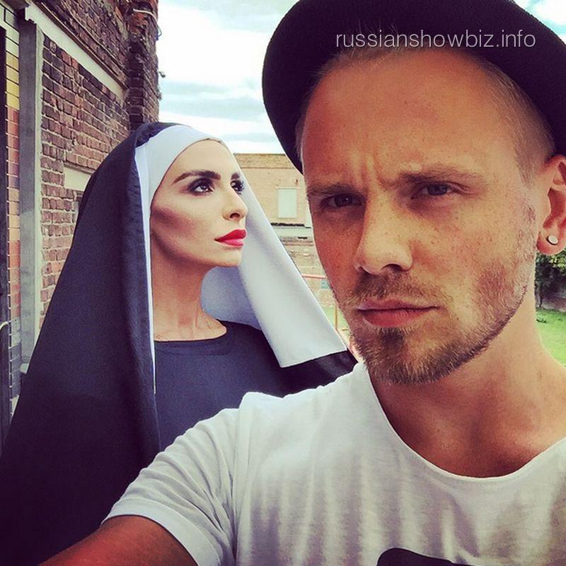 Екатерина Варнава в образе монахини