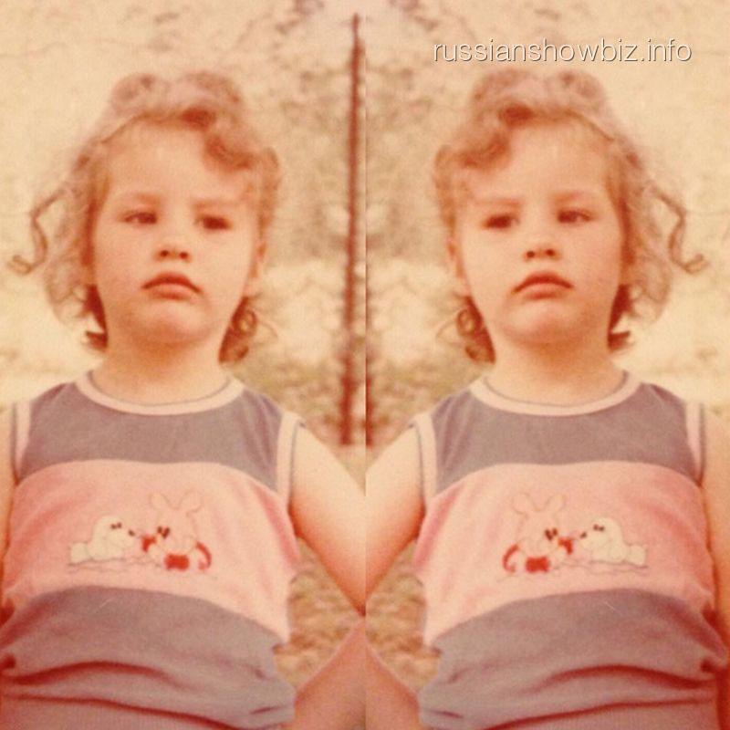Кети Топурия в детстве