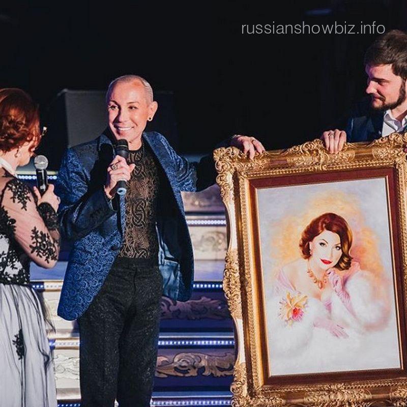 Роза Сябитова и Александр Песков