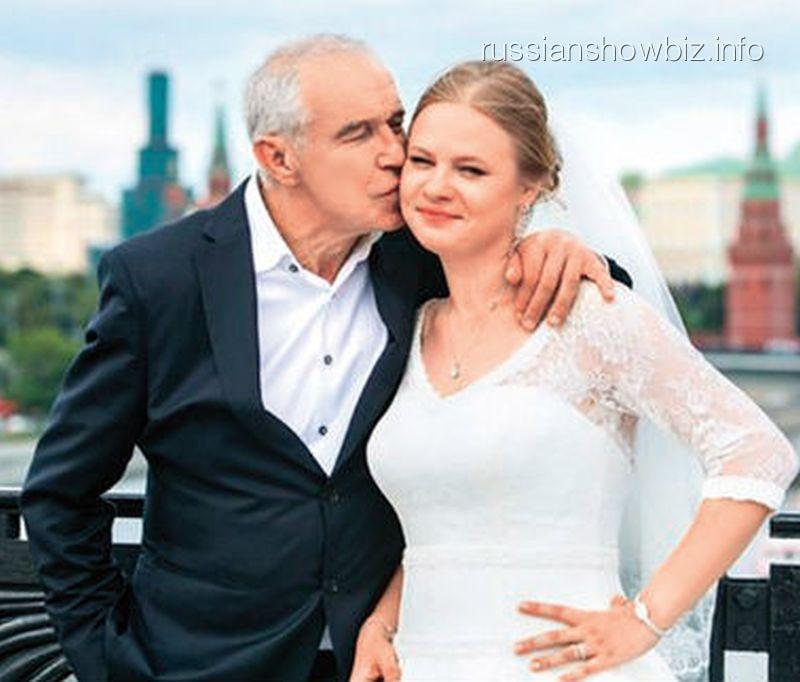 Сергей Гармаш с дочреью