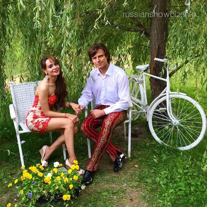 Анна Калашникова и Прохор Шаляпин
