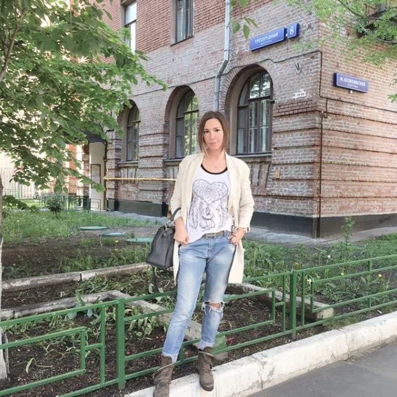 Полина Гриффис