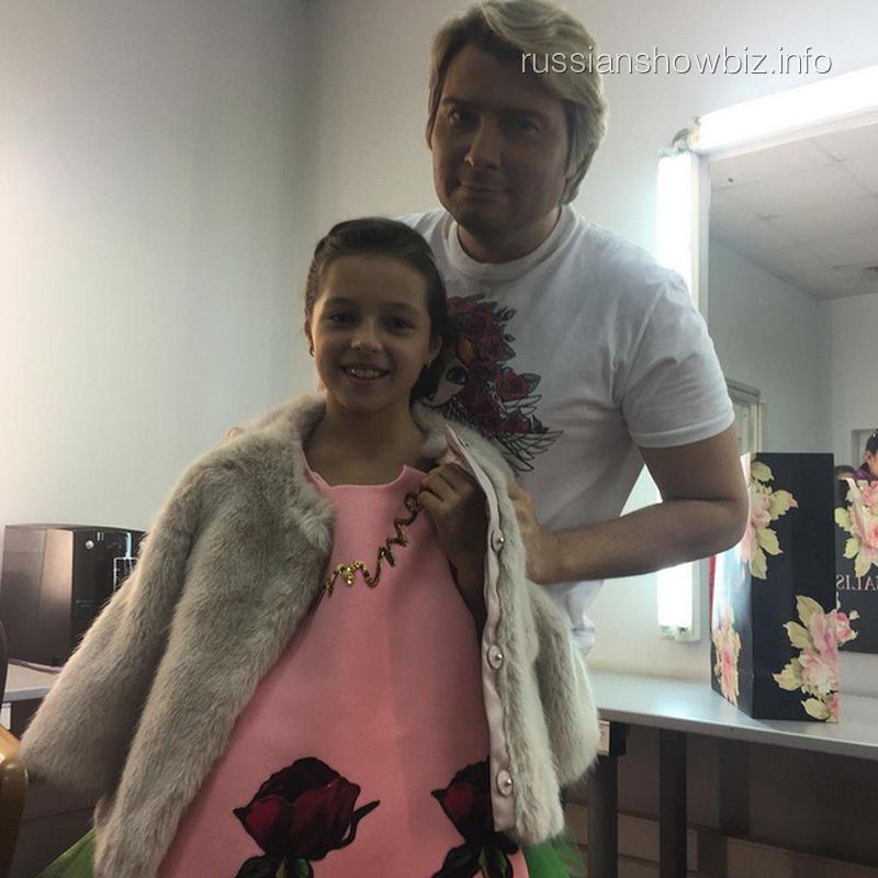 Ариадна Волочкова и Николай Басков