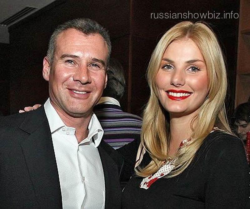 Алексей Нусинов и Ирсон Кудикова