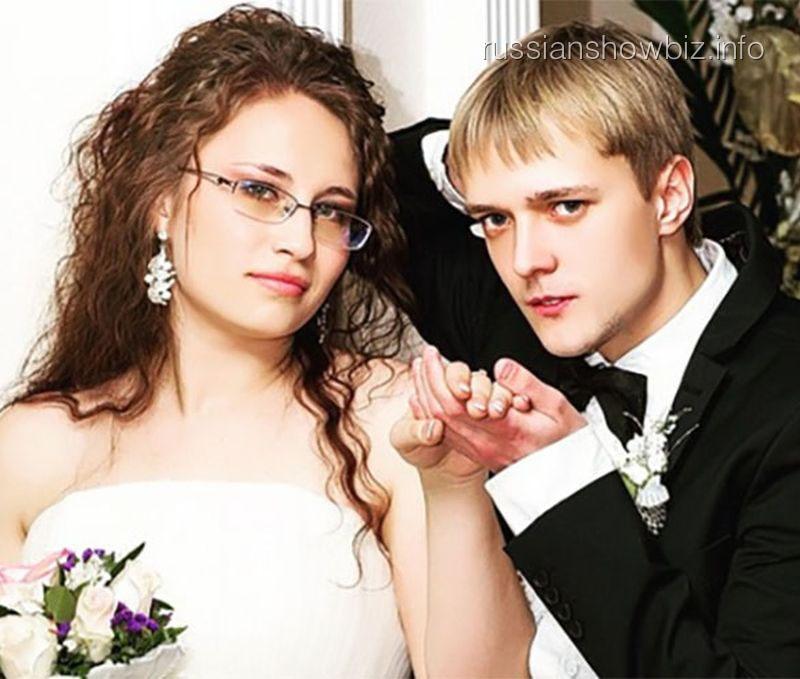Сергей Зверев-младший с бывшей женой