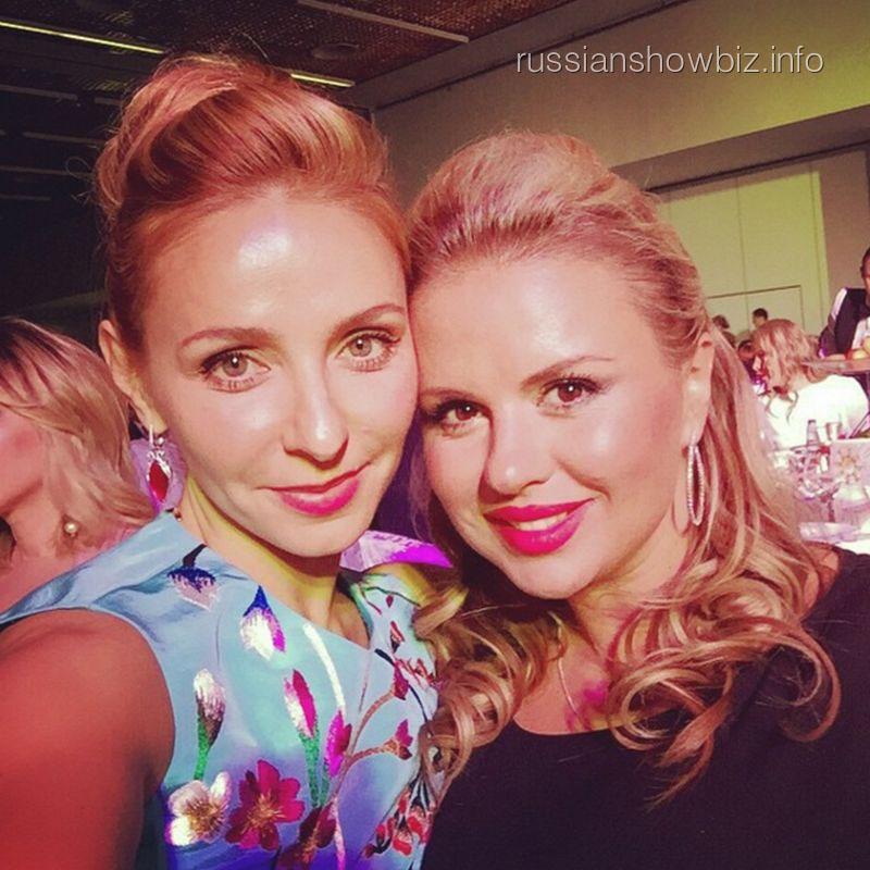 Татьяна Навка и Анна Семенович