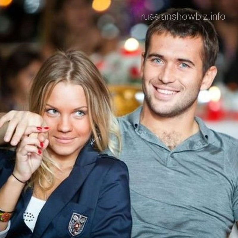 Александр Кержаков с бывшей женой