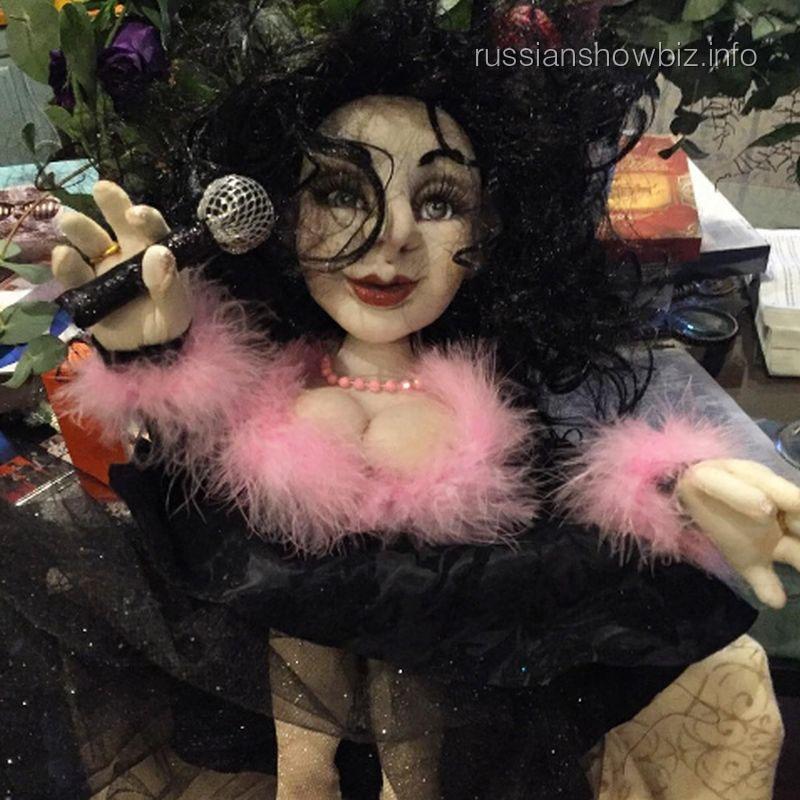 Кукла Лолиты Милявской