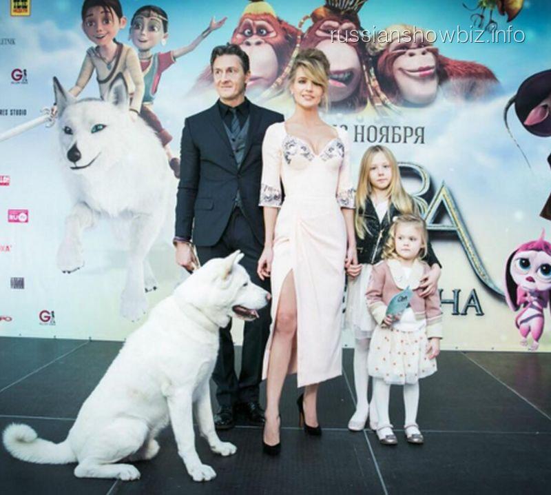 Глюк'оZа с семьей