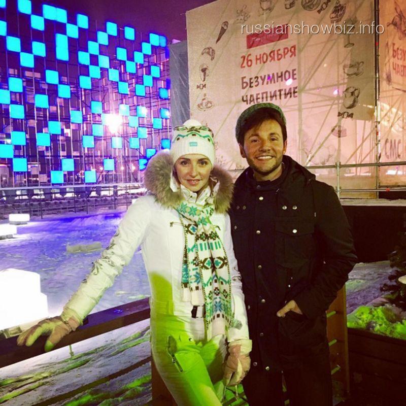 Татьяна Навка и Вячеслав Манучаров