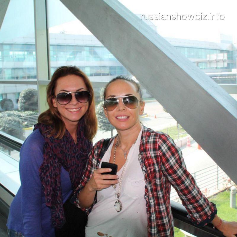 Наталья и Жанна Фриске
