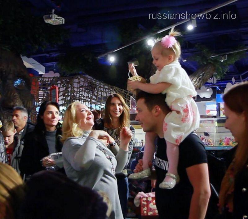 Светлана Пермякова с семьей