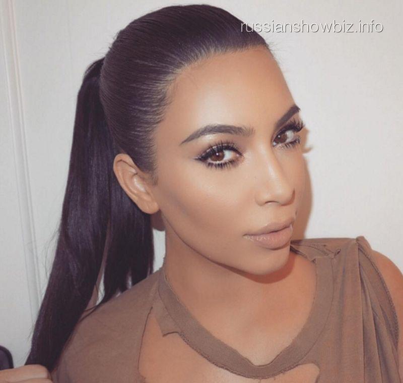 Ким Кардашьян стала мамой во второй раз